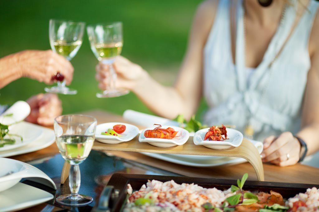 Familienfeiern wie Geburtstage, Trauerfeiern und Silberhochzeiten in der Alster Au