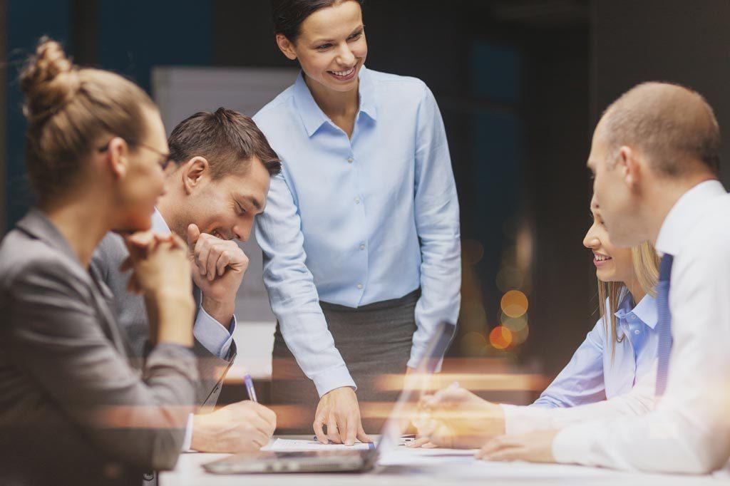 Im Seminarhotel finden Seminare und Brainstormings in ruhiger Lage statt.