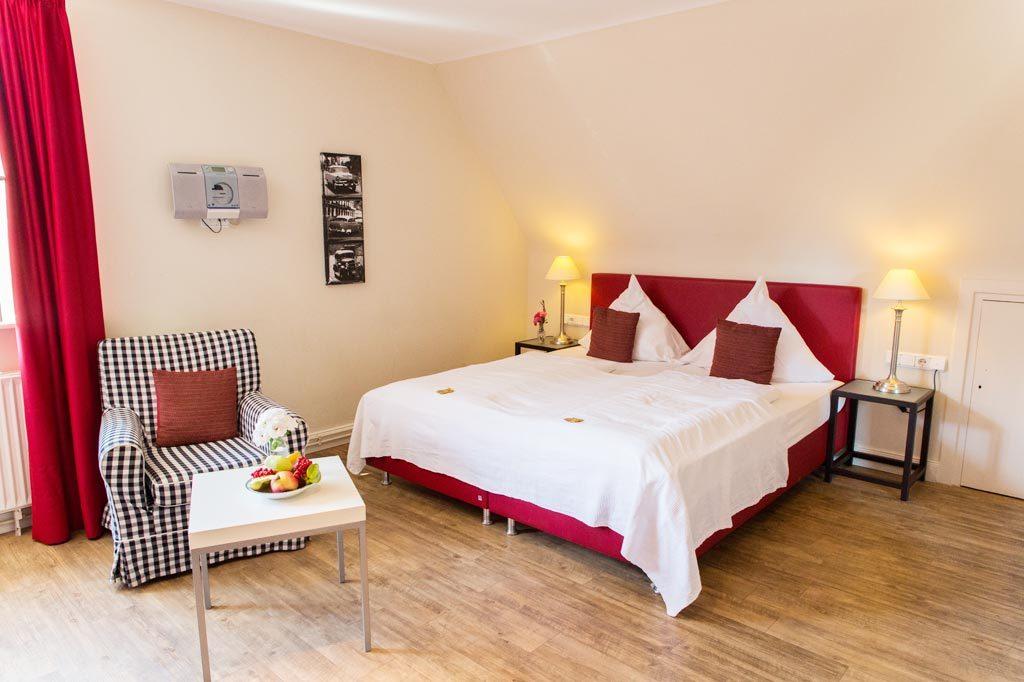 Hotelzimmer als Familien- oder Doppelzimmer nutzbar