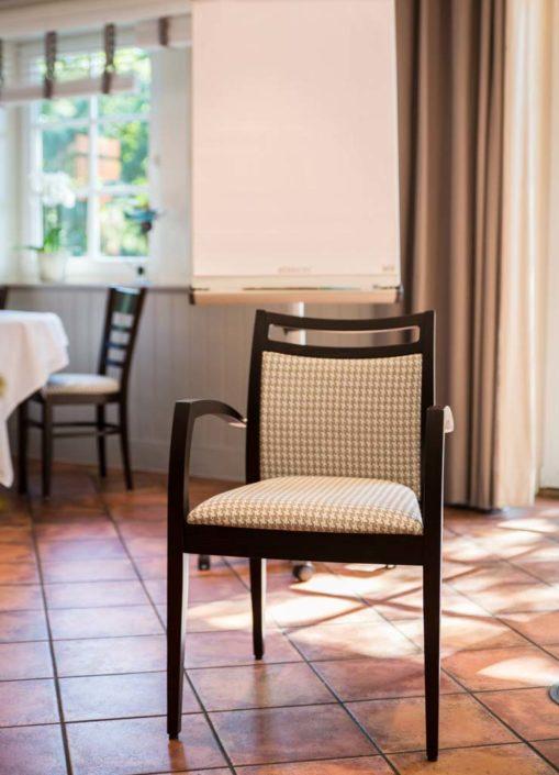 Bequemer Stuhl für ein Meeting
